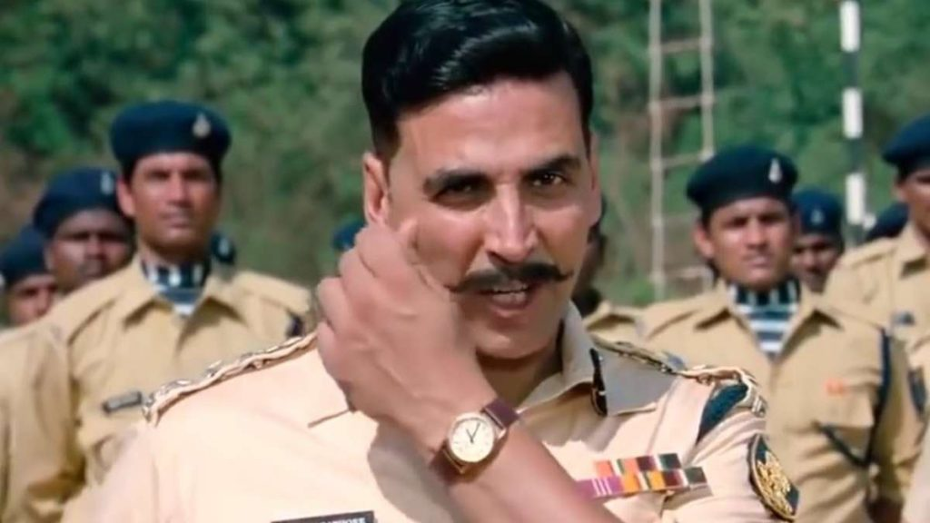 """""""Don't angry me!"""" Rowdy Rathore"""