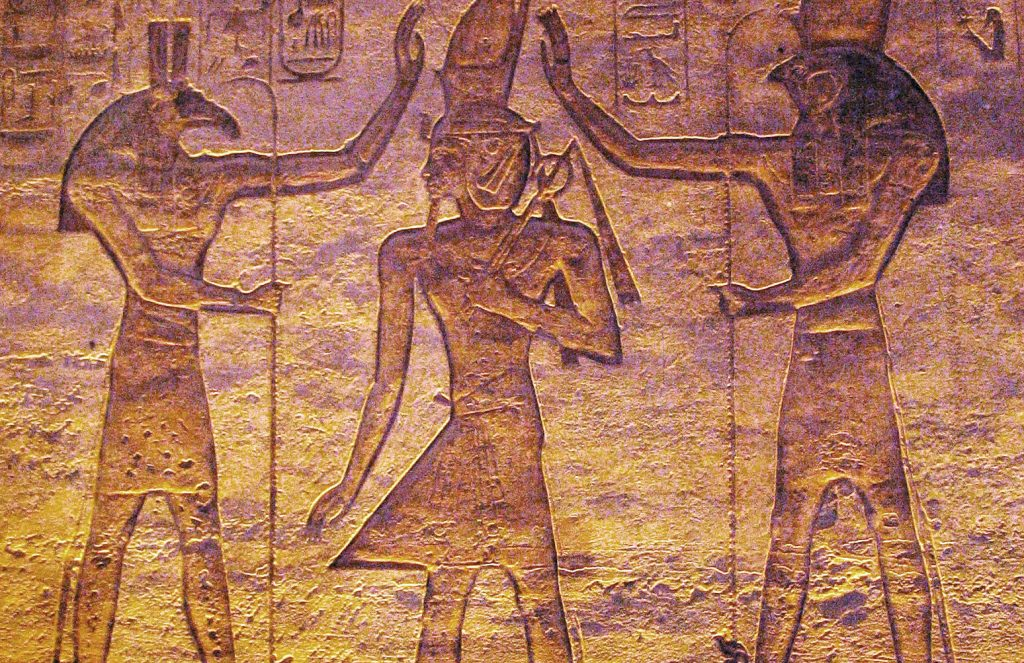 Ancient Egypt: Life Started With Semen