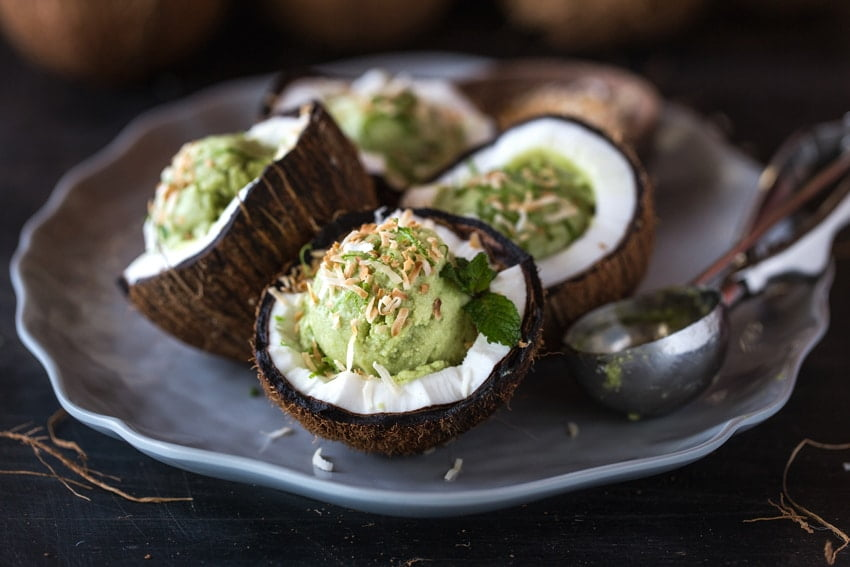 Coconut Avocado