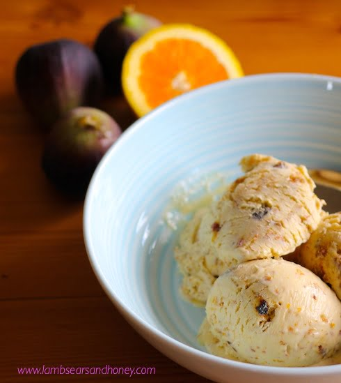 Orange Blossom Fig and White Chocolate