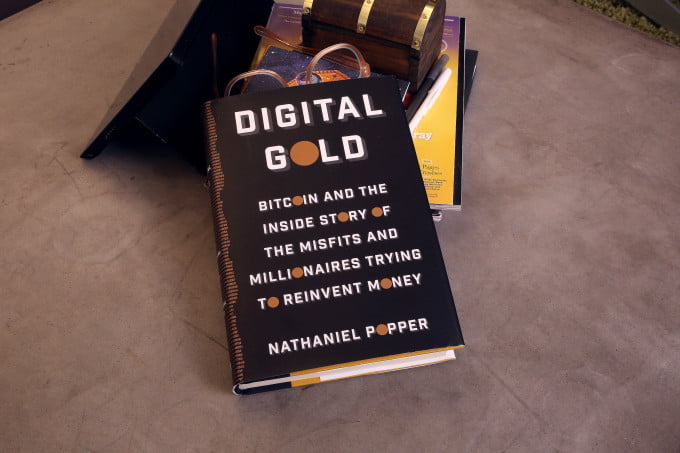 6. Digital Gold-Bitcoin and the inside story of the Misfits and Millionaires trying to reinvent Money: