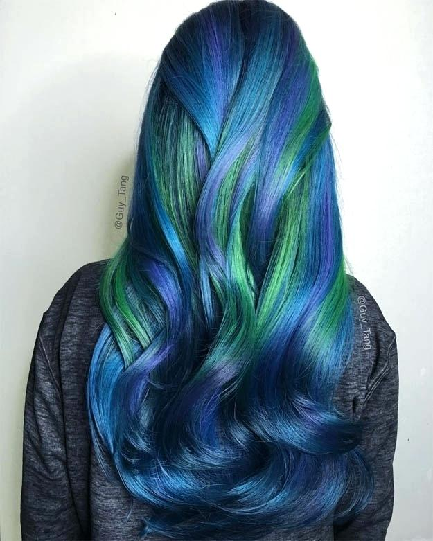 Top 15 Unique Hair Colors That Are So Sexy