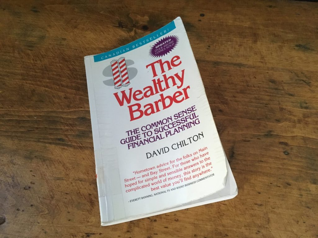10. The Wealthy Barber- The common sense guide to Successful financial planning: