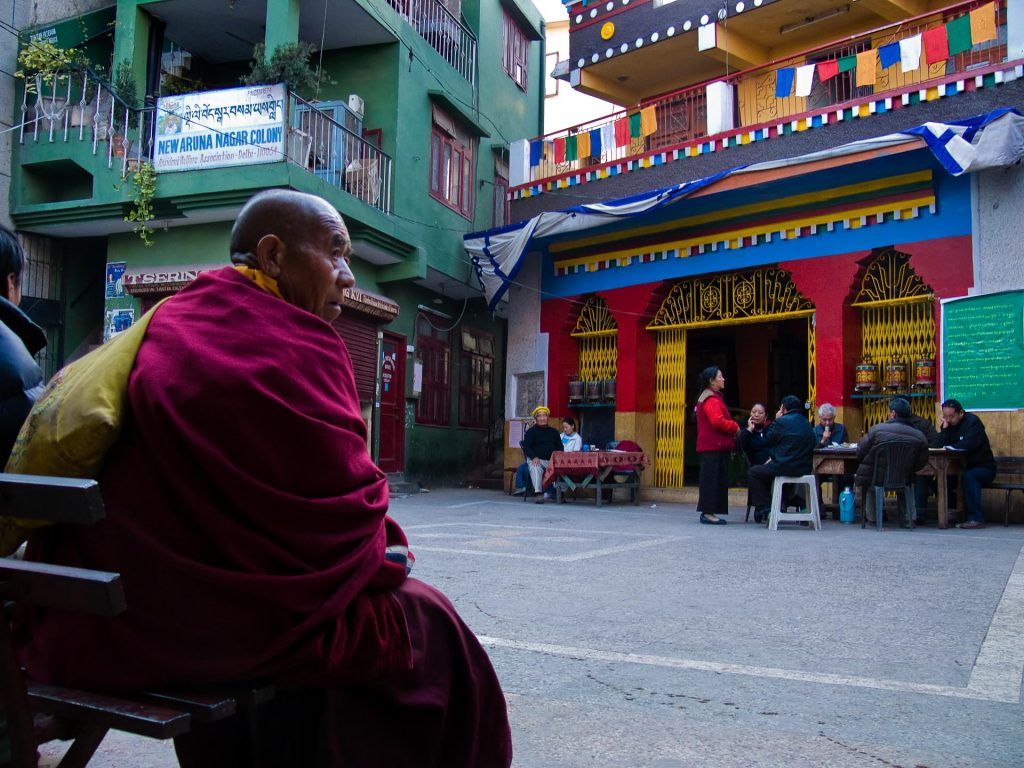 8. Experience mini Tibet at Majnu Ka Tilla