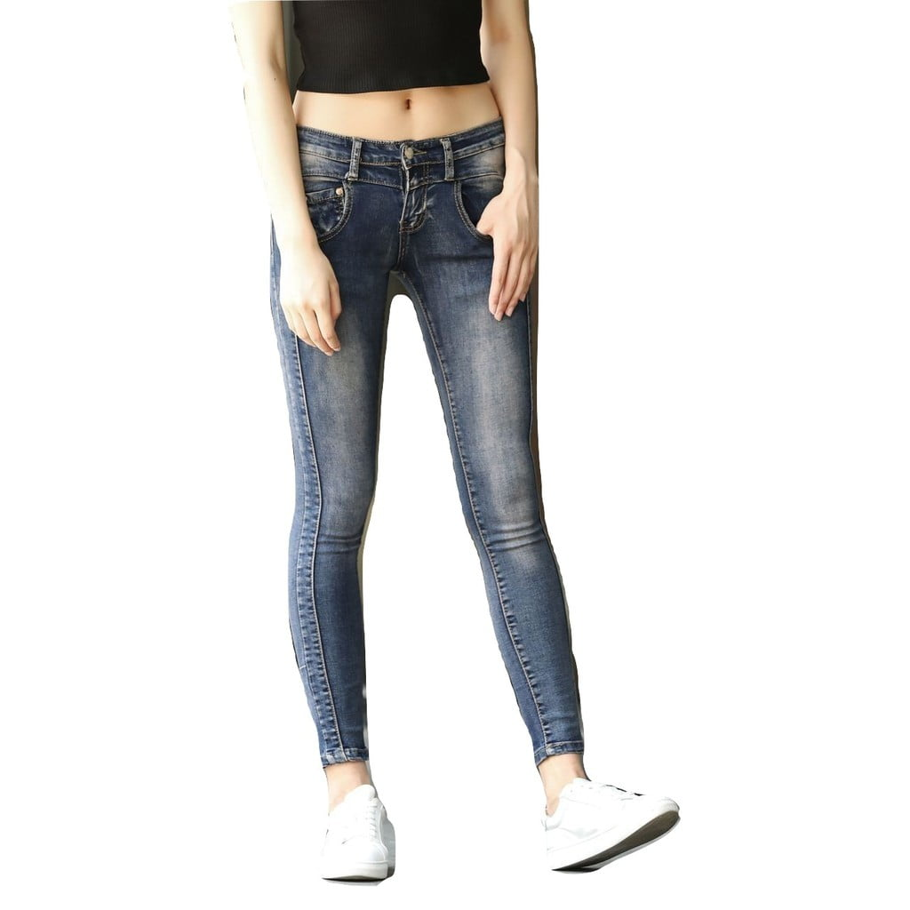 6. Low Rise Jeans