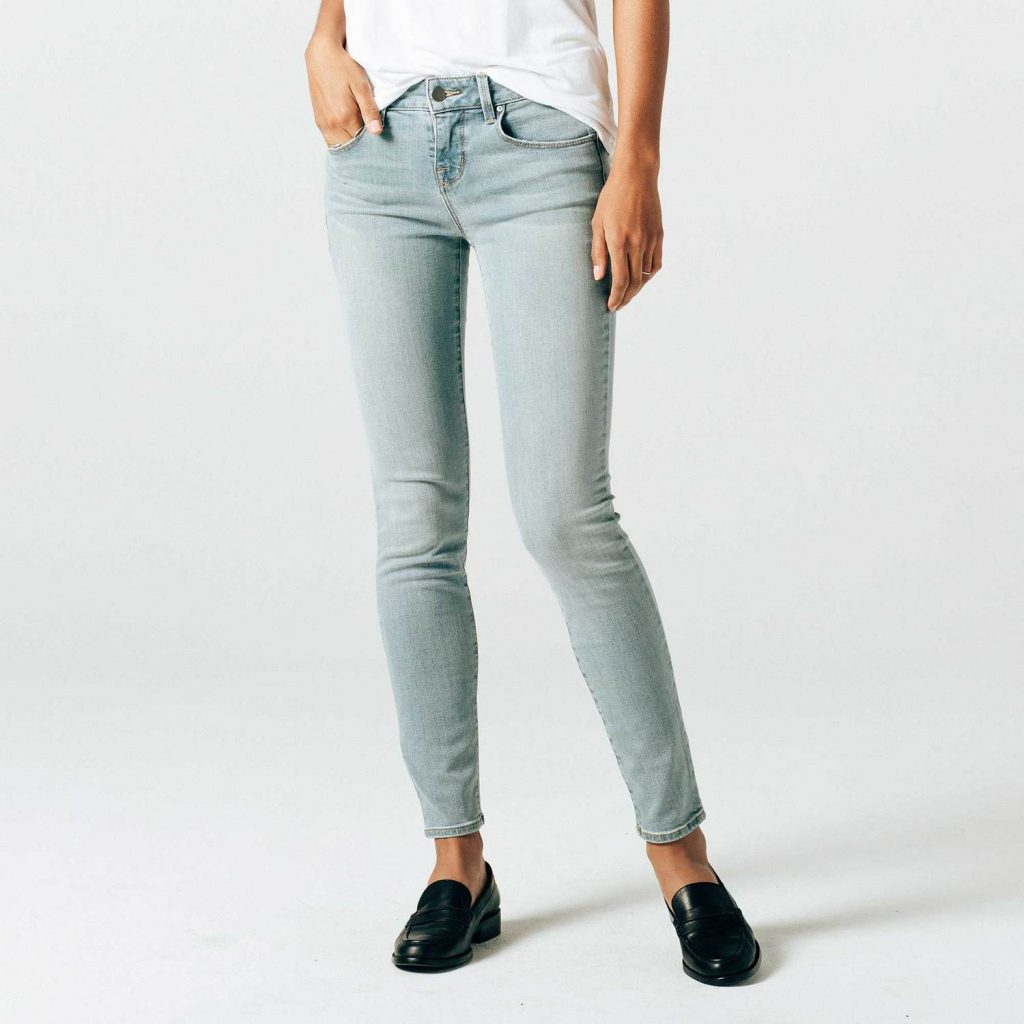 5. Mid Rise Jeans