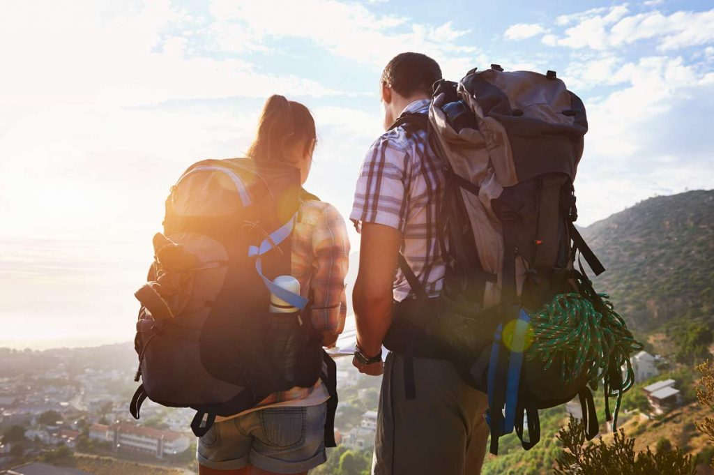 Consider 'Backpacking'