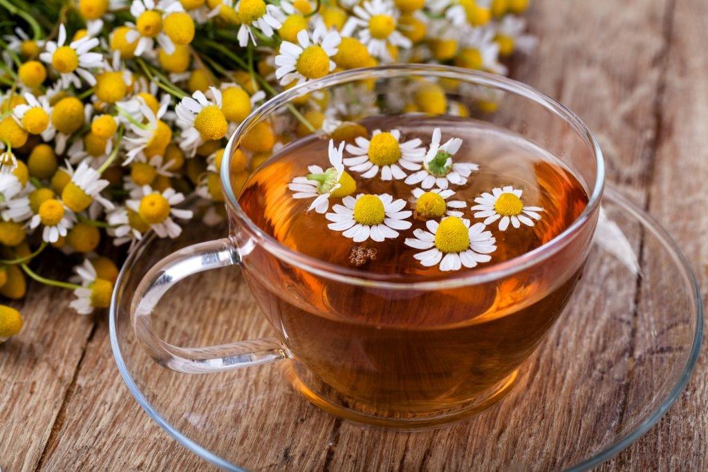 Drink Tea Or Warm Milk