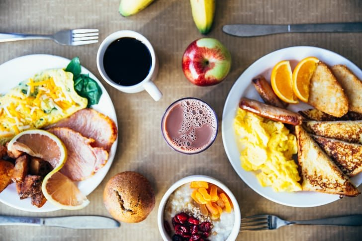 Consume a protein-rich breakfast