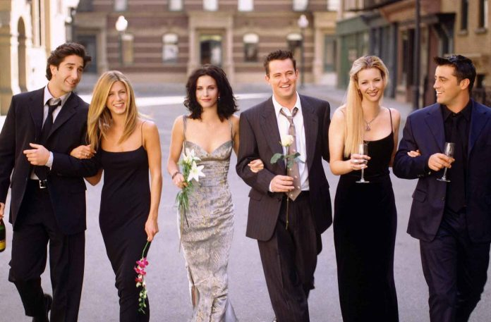 Relatable Scenes from 'FRIENDS'
