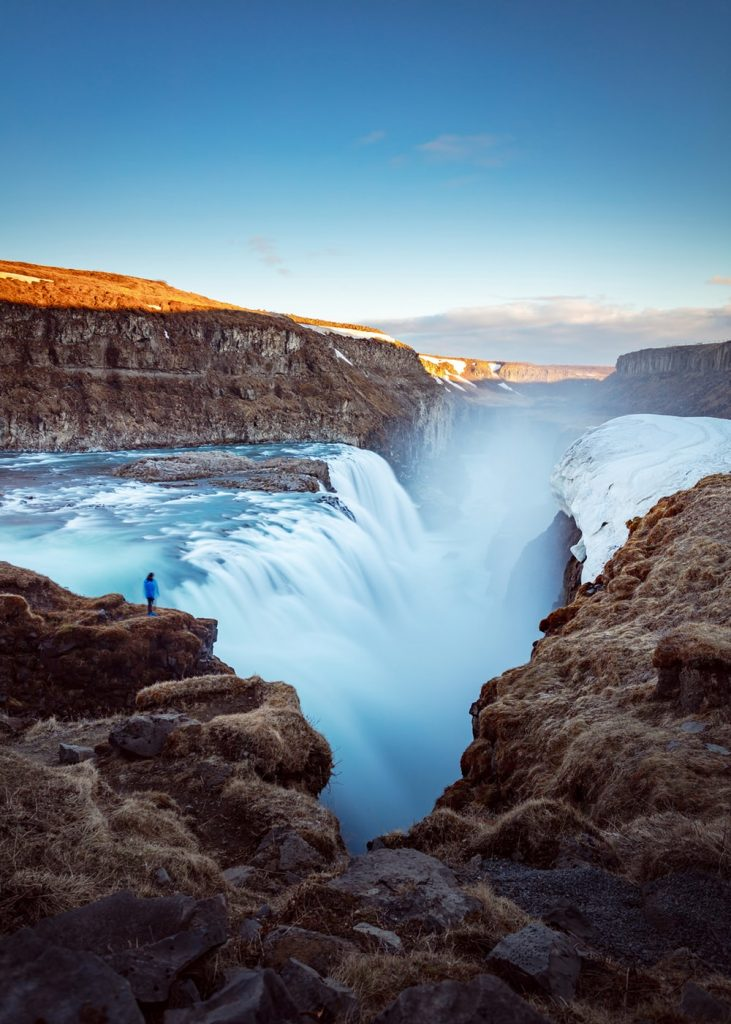 Gullfoss-fall