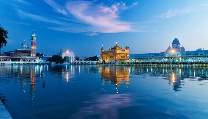 PUNJAB- Golden Temple