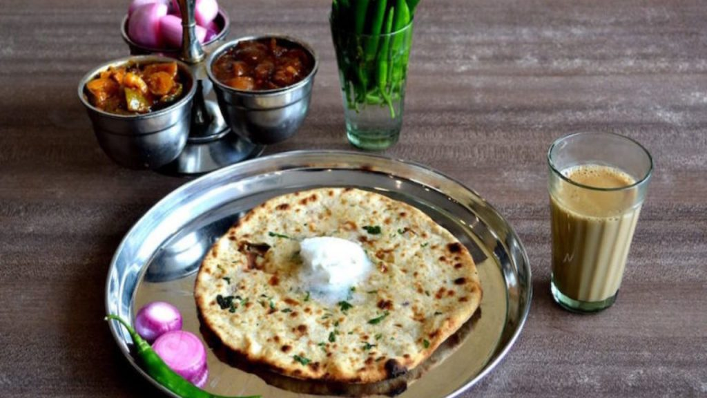 Have Paranthas At Murthal