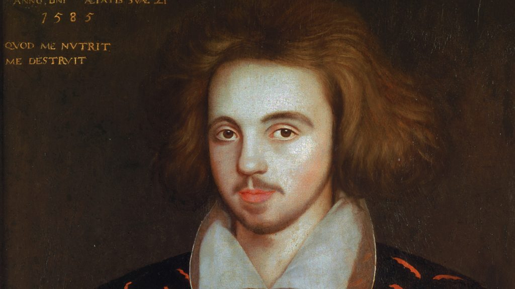 Death of Christopher Marlowe (1593)