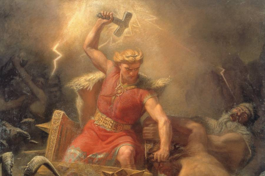 Norway: The Norse Gods Created The World From Limbs