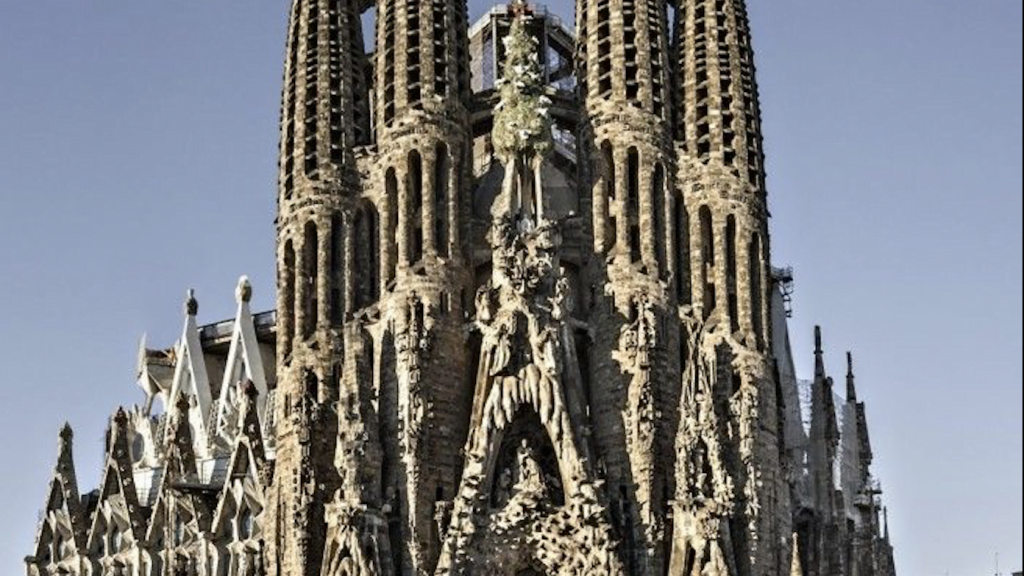Sagrada Familia Barcelona Church