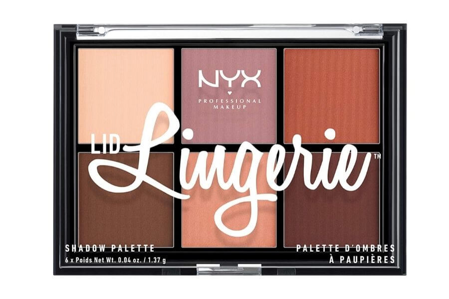 Nyx Professional Makeup Lid Lingerie Eyeshadow