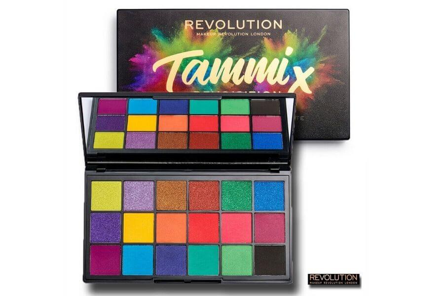 Makeup Revolution X Tammi Tropical Carnival Shadow Palette