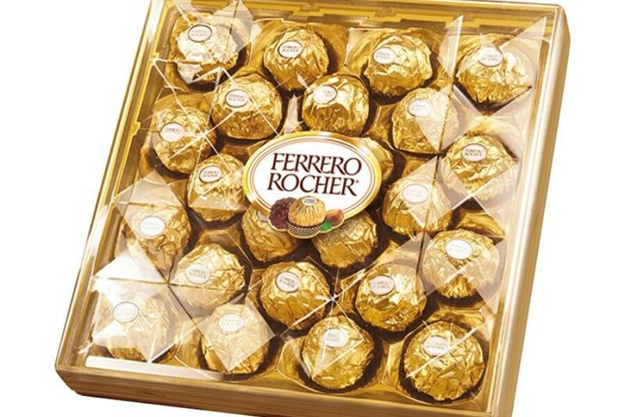 Top 15 Chocolate Brands That You Must Know - Ferrero Rocher