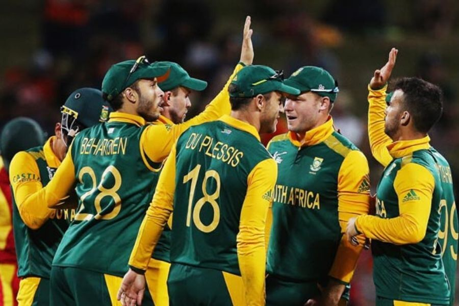 Cricket, South Africa & Bad luck