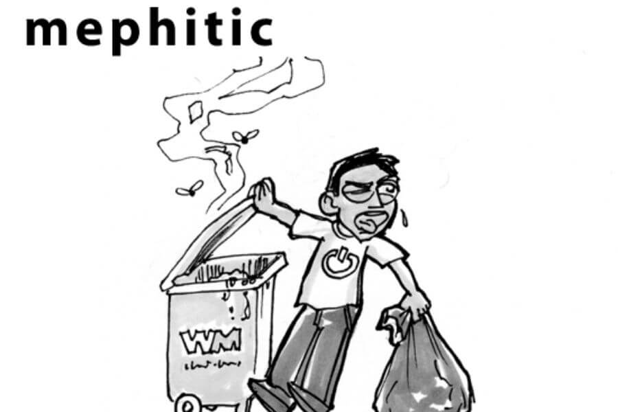 Mephitic (Smelly)
