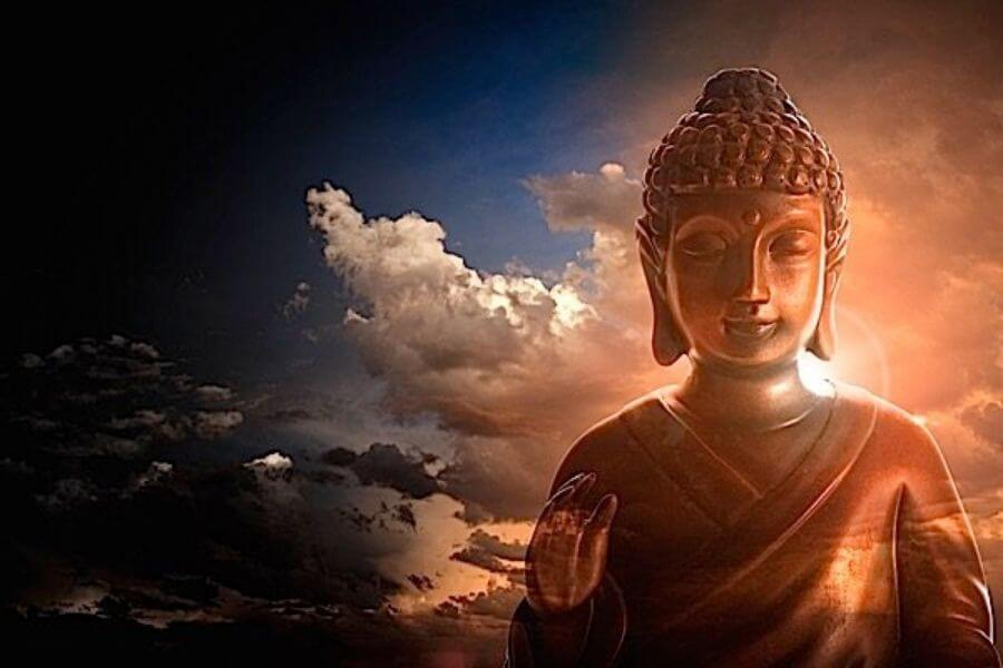Buddha Is Not A Person