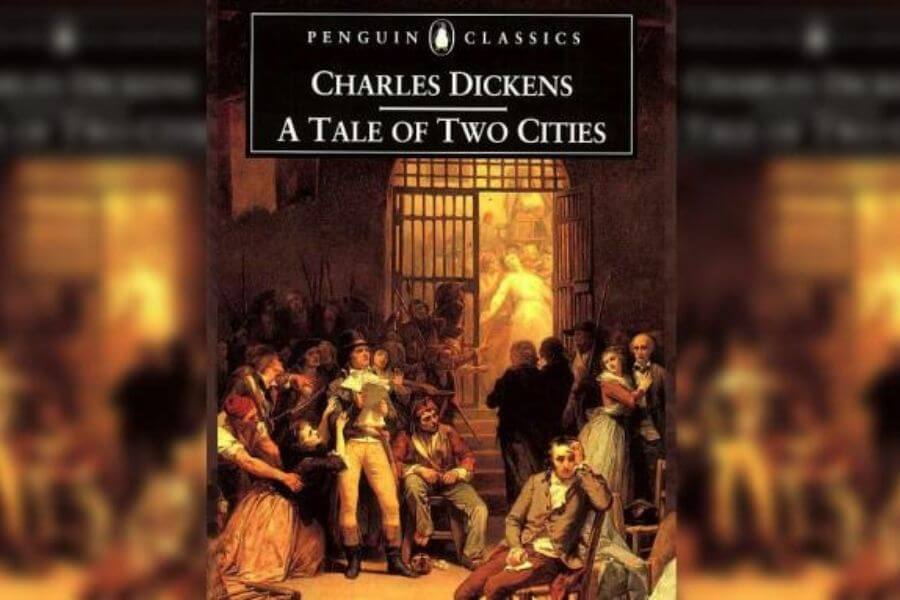 A Tale of Two Cities, Charles Dickens