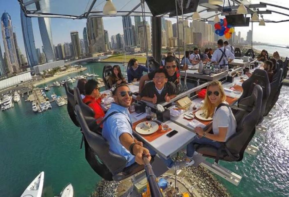 Dining In The Sky