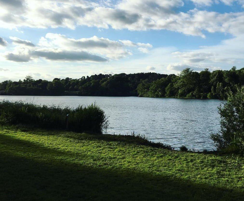 Virginia Water (The Hogwarts Lake)