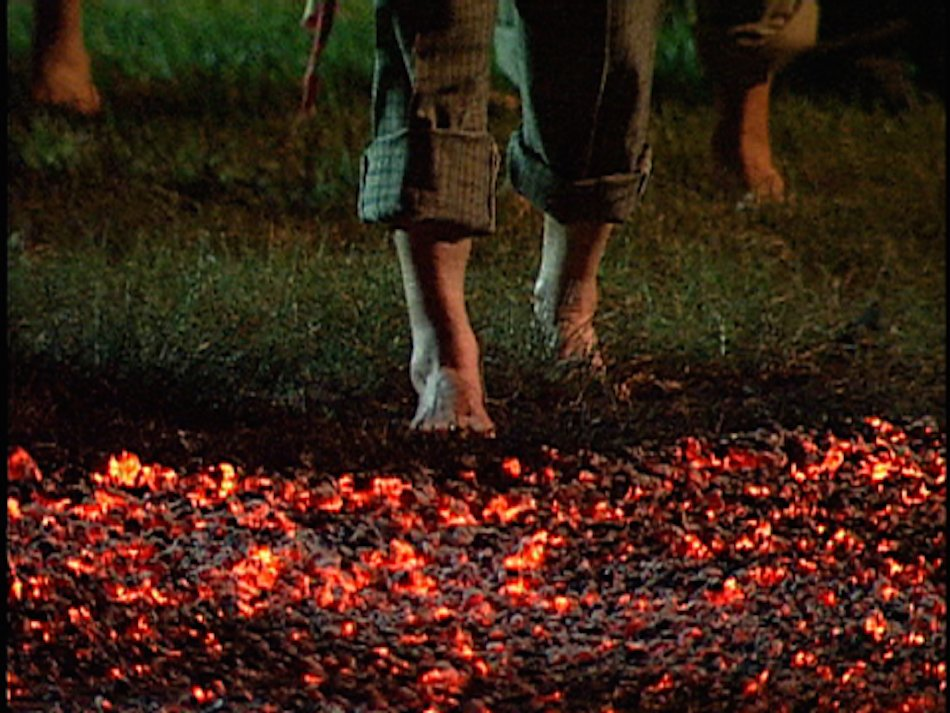 Walking On Burning Coals
