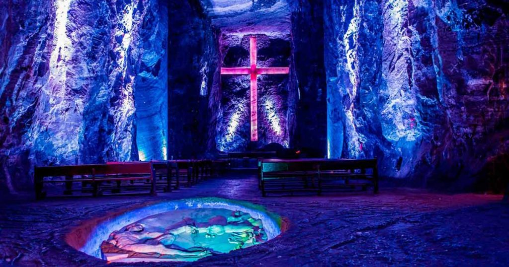 Salt Cathedral of Zipaquira