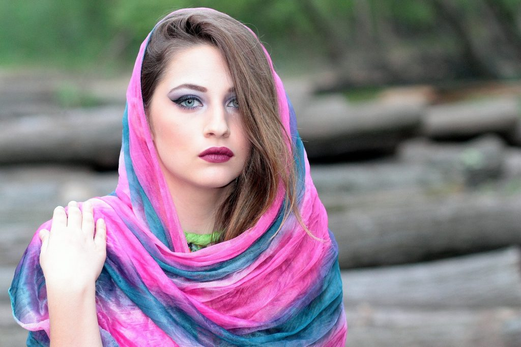 Loose Headwrap Scarf