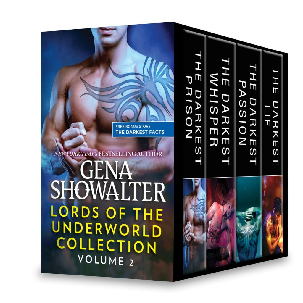 Lords Of The Underworld series, Gena Showalter