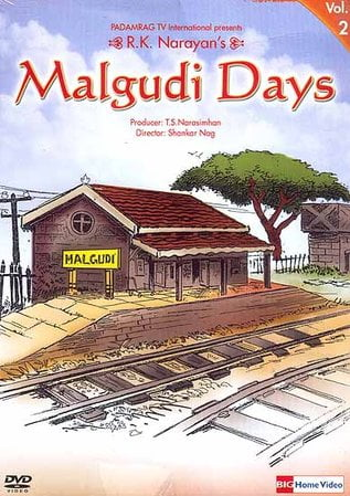 Malgudi Days by R K Narayanan